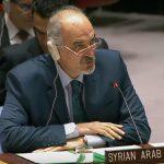 الجعفري: لا يمكن التعجل مع أي موضوعات تتعلق بالدستور السوري