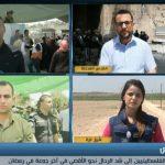 فيديو| مراسلو الغد: الفلسطينيون يتوافدون لإحياء مليونية القدس