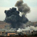 المرصد السوري: طائرات حربية تقصف منطقة خاضعة للمعارضة في درعا