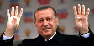 تركيا تدشن مرحلة «حكم الفرد».. ومهرجانات «فرح» إخوانية !!   قناة الغد