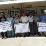 موظفو الجمارك بمعابر غزة يعلقون عملهم احتجاجاً على عدم صرف رواتبهم كاملة