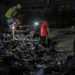 الاحتلال يقصف سيارة شرق غزة