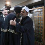 البابا تواضروس يزور الإمام الأكبر لتقديم التهنئة بعيد الفطر المبارك