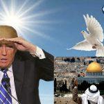 دبلوماسيون للغد: ترامب يبيع «خطة مساعدات اقتصادية» لاحلال السلام !
