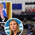 هل تخرج أوروبا من دائرة الوصاية والهيمنة الأمريكية؟