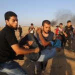 اللجنة القانونية لمسيرات العودة تطالب بمحاسبة الاحتلال على جرائمه