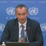 ملادينوف: مخططات إسرائيل لضم الأغوار ضربة مدمرة للسلام