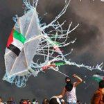 «وحدة الطائرات الحارقة» تتوعد بتصعيد نشاطها رداً على عقوبات نتنياهو