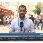 فيديو| مراسل الغد: حسرة لجماهير البرازيل.. والمدرب يعترف بأفضلية لاعبي بلجيكا