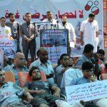 جرحى ومرضى غزة.. المنع قبل العلاج