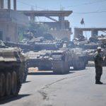 تصاعد الاشتباكات بين مسلحي المعارضة شمال غرب سوريا