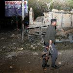 انفجاران يستهدفان وزارة الداخلية في الصومال
