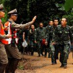 رسائل دعم وأمل لفتية الكهف في تايلاند قبل إنقاذهم