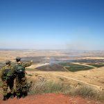 الجيش الإسرائيلي: إطلاق صفارات الإنذار بالقرب من الحدود اللبنانية