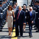 فيديو| جدول أعمال ترامب خلال زيارته إلى بريطانيا