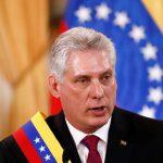 الرئيس الكوبي يهاجم أمريكا.. وبايدن يرد