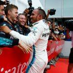 هاميلتون يستعيد صدارة فورمولا 1 بفوز «معجزة» في ألمانيا