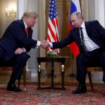روسيا: بوتين قد يلتقي بترامب في باريس الشهر المقبل