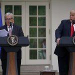 ترامب يعلن مرحلة جديدة في العلاقات بين الولايات المتحدة والاتحاد الأوروبي