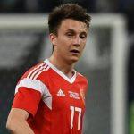 جولوفين لاعب وسط روسيا ينضم إلى موناكو لمدة 5 سنوات