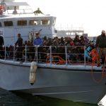 خفر السواحل التركي يعترض 183 مهاجرا في البحر