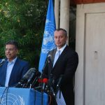 ميلادينوف.. الخطة الأممية لإنقاذ غزة فرص النجاح والإخفاق