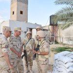 القوات المسلحة المصرية تشيد بدور أهالى سيناء في حماية الأمن القومي