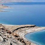تحذيرات من فناء البحر الميت نتيجة ممارسات الاحتلال الإسرائيلي