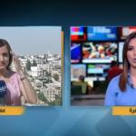 فيديو  مراسلة الغد توضح أسباب إغلاق الأردن حدوده مع سوريا