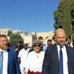تنفيذا لقرار نتنياهو.. تزايد اقتحامات المسؤولين الإسرائيليين للمسجد الأقصى