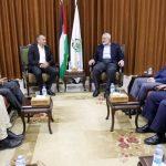 ماذا تحمل زيارة ملادينوف لقطاع غزة؟