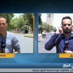 فيديو  انتشار أمني ردا على دعوات للتظاهر بالعراق