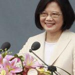 رئيسة تايوان: لا يمكن لأحد محو تايوان من الوجود