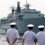 البحرية البريطانية: وجودنا في هرمز يسهم في استقرار حركة الملاحة التجارية
