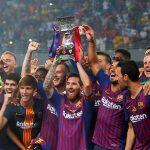 كورونا يخفض رواتب لاعبي برشلونة