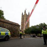الشرطة البريطانية تستخدم مسدسا صاعقا مع رجل داخل حرم البرلمان