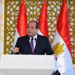 الوزراء الجدد ونوابهم يؤدون اليمين الدستورية أمام الرئيس المصري
