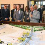 فيديو| الرئيس المصري يفتتح قناطر أسيوط الجديدة