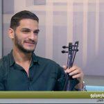 فيديو| مارسيليو.. قصة نجاح شاب في العزف على آلة الكمان