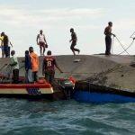 ارتفاع حصيلة غرق العبارة في بحيرة فيكتوريا إلى 79 قتيلا