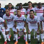 الزمالك يحقق فوزا مريحا 2-صفر على المصري ويعزز موقعه في الصدارة