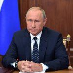 روسيا تصف الهجوم على بوتين في تلفزيون جورجيا بأنه استفزاز سياسي