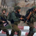شهيد فلسطيني برصاص الاحتلال وسط غزة