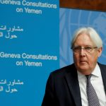 المبعوث الأممي: بدء محادثات السلام اليمنية غدا الخميس