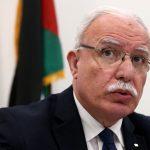 وزير الخارجية الفلسطيني: مستعدون للانخراط في مفاوضات جادة