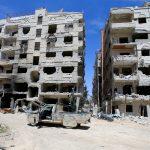 مصدران: المعارضة تبدأ سحب الأسلحة الثقيلة من المنطقة منزوعة السلاح في إدلب