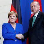 ميركل وأردوغان يتفقان على تعزيز عملية الأمم المتحدة بخصوص ليبيا