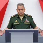 وزارة الدفاع الروسية: شويجو يبحث مع الأسد وقف إطلاق النار والمساعدات