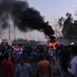 مراسل الغد: تجدد المواجهات في البصرة بين المحتجين وقوات الأمن