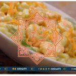 فيديو  طريقة مميزة لعمل طبق مكرونة بالجمبري
